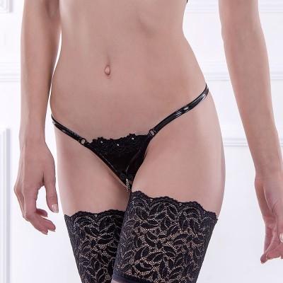 Aria String - Impudique lingerie by Charlotte Catanzaro