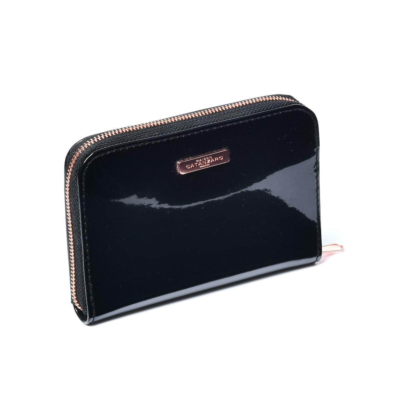 My Little Wallet, vinyl wallet - Maison Catanzaro