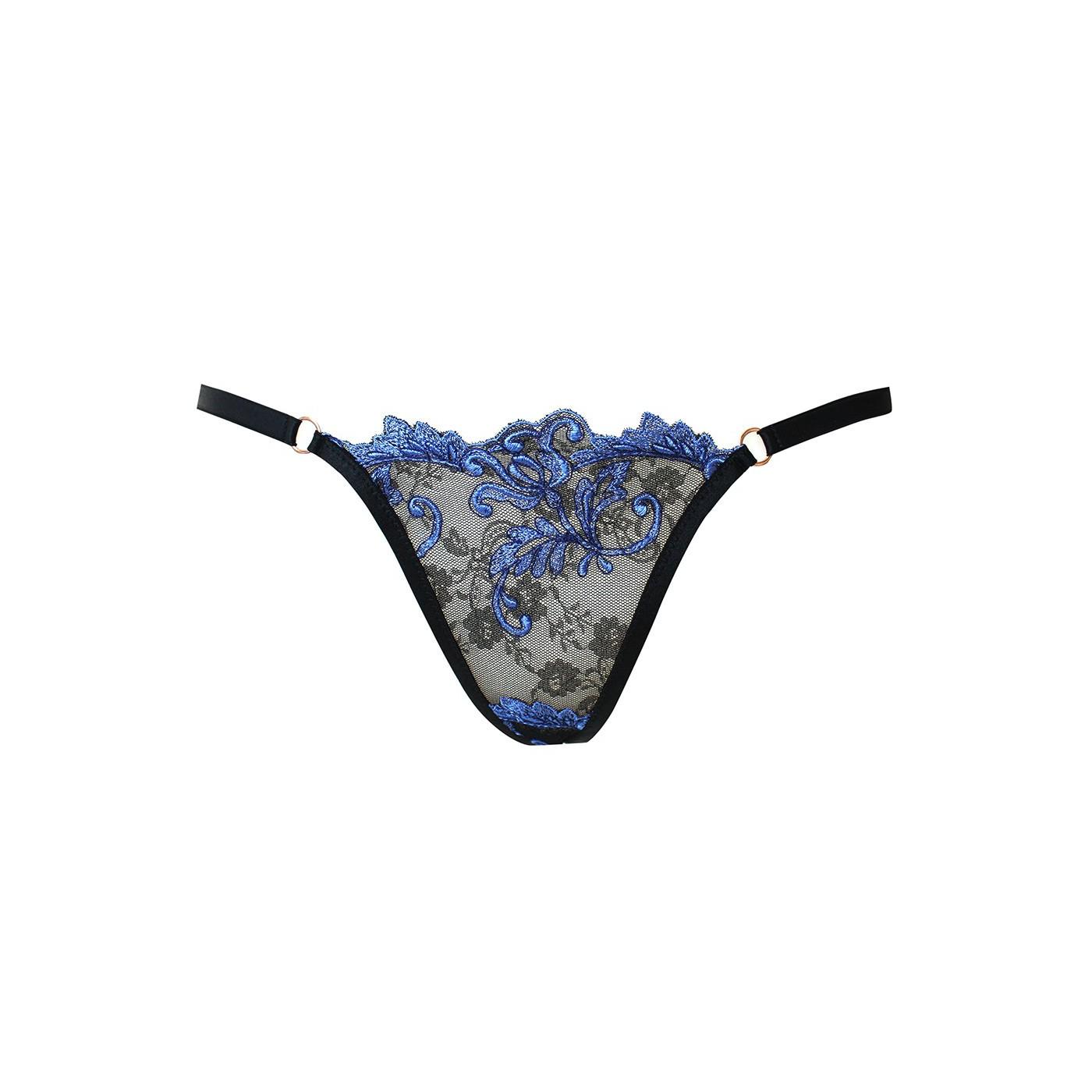 Lagon String - Luxury Lingerie – Impudique Official Website