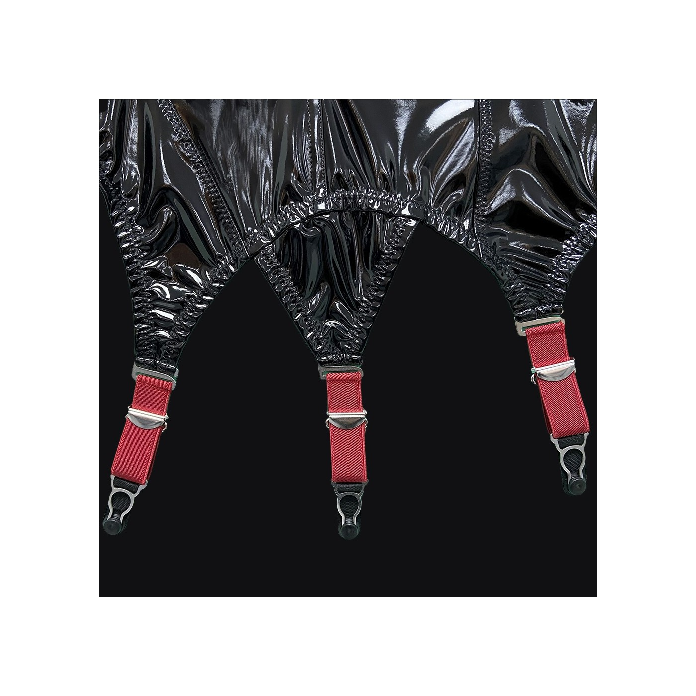 Set of 6 garters 20mm - Patrice Catanzaro
