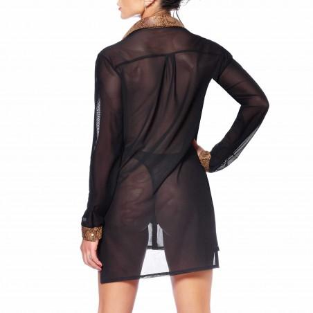 Veronika, camisa sexy transparente - Patrice Catanzaro
