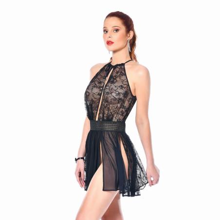 Azalea, mini robe sexy en dentelle - Patrice Catanzaro