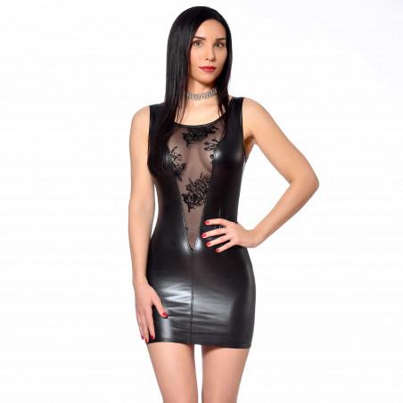 Paula wetlook dress