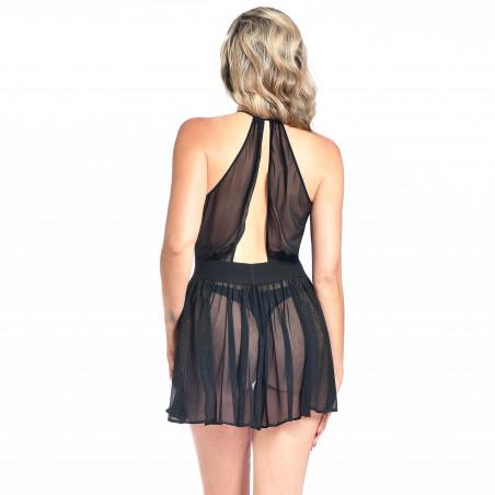 Azalea veil dress