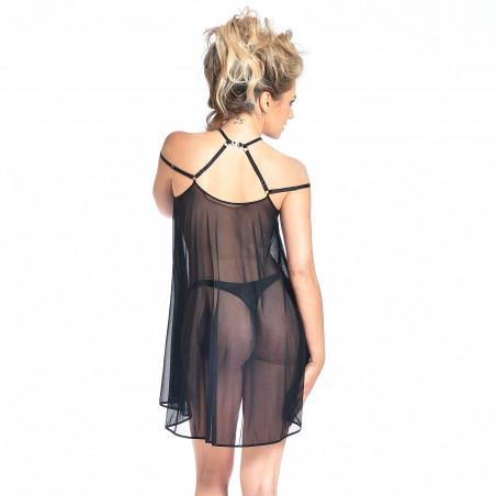 Belladonna mesh dress