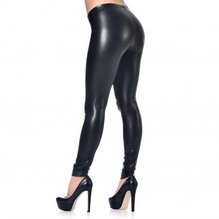 Vera faux leather leggings