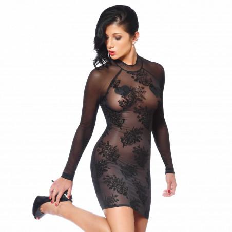 Agniezka mesh dress