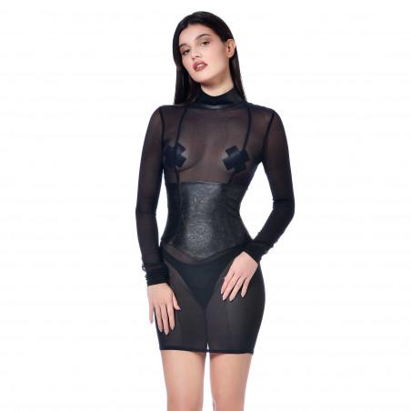 Debbie mesh dress