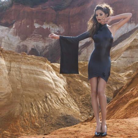 Xian wetlook dress