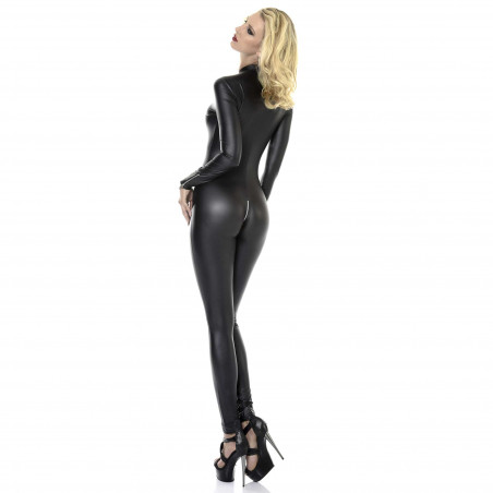 Sweety wetlook catsuit