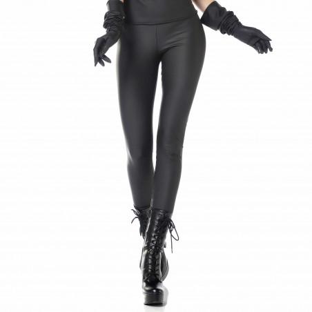 Vera mat wetlook leggings