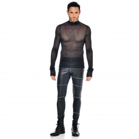 Jacob pantalon wetlook