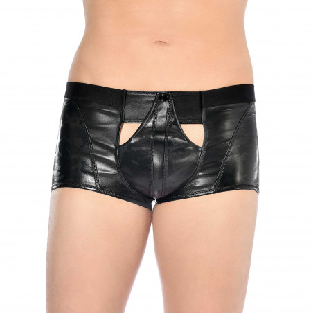 Ned faux leather trunks
