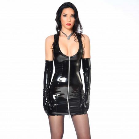 Roxy vinyl dress
