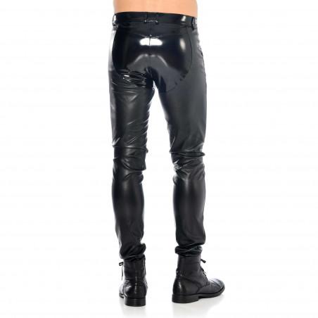 Daario pantalon faux cuir