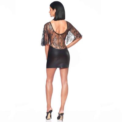 Jayden, men's faux leather trousers - Patrice Catanzaro