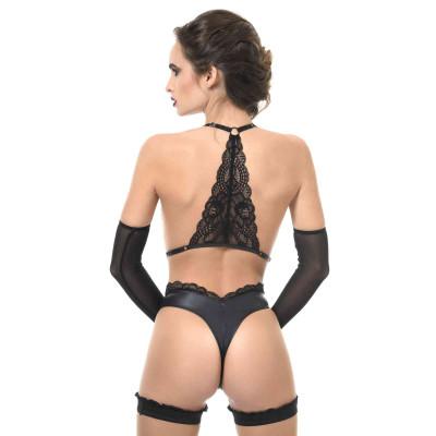 Serre-taille Cruella de la lingerie Impudique de Charlotte Catanzaro