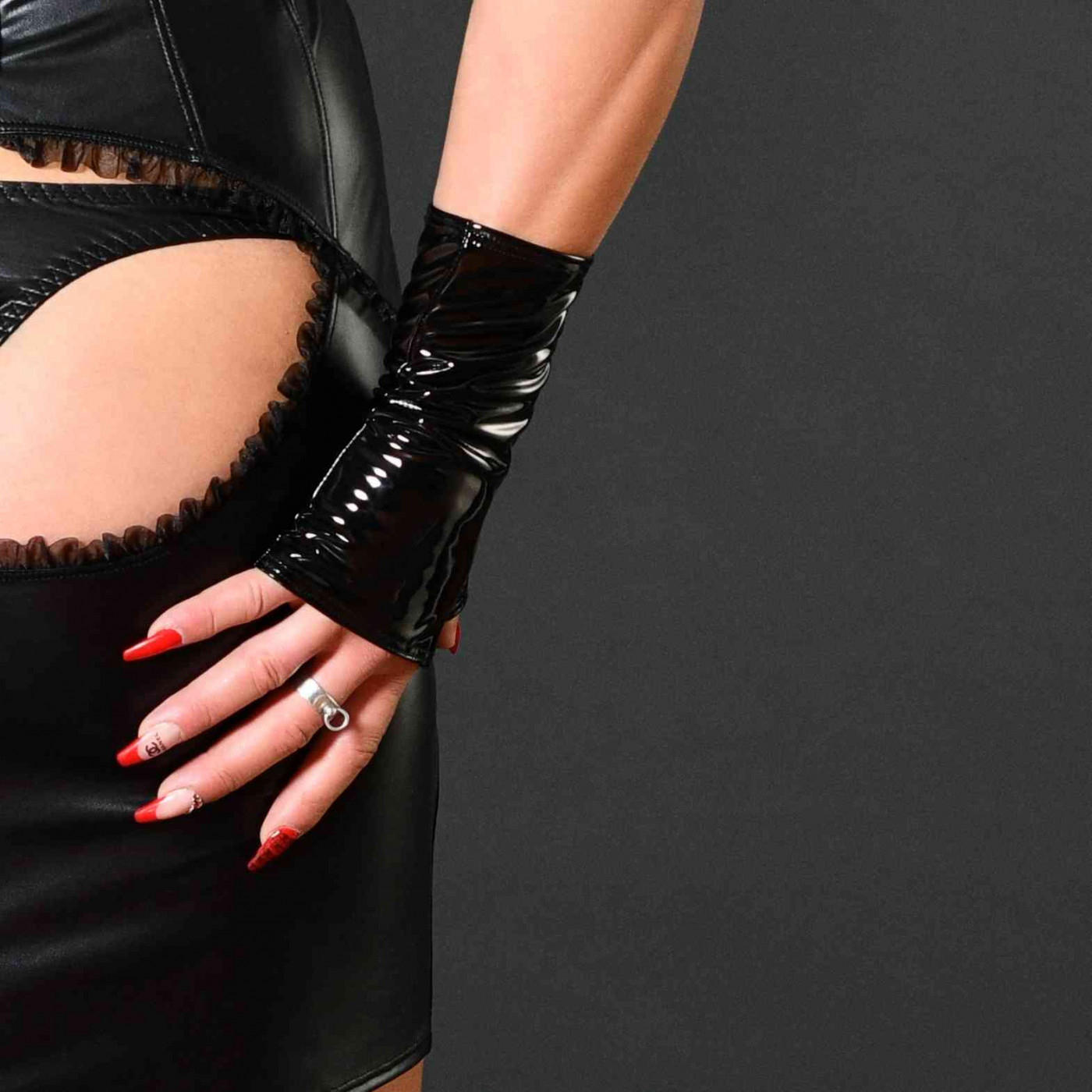 String Prudence de la lingerie Impudique de Charlotte Catanzaro