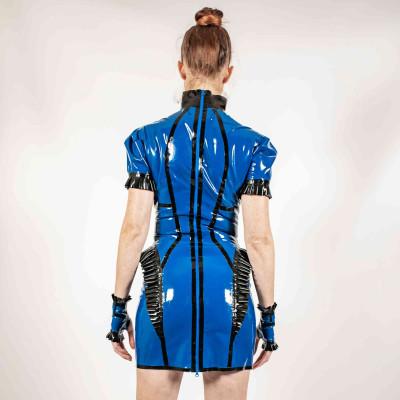 Madella, sexy black mesh bodysuit - Patrice Catanzaro