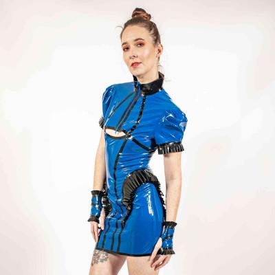 Madella, sexy lycra mini skirt - Patrice Catanzaro