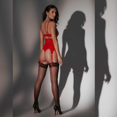 Antonella, sexy lycra playsuit - Patrice Catanzaro