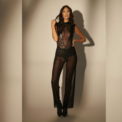 Maya Dress - Impudique lingerie by Charlotte Catanzaro